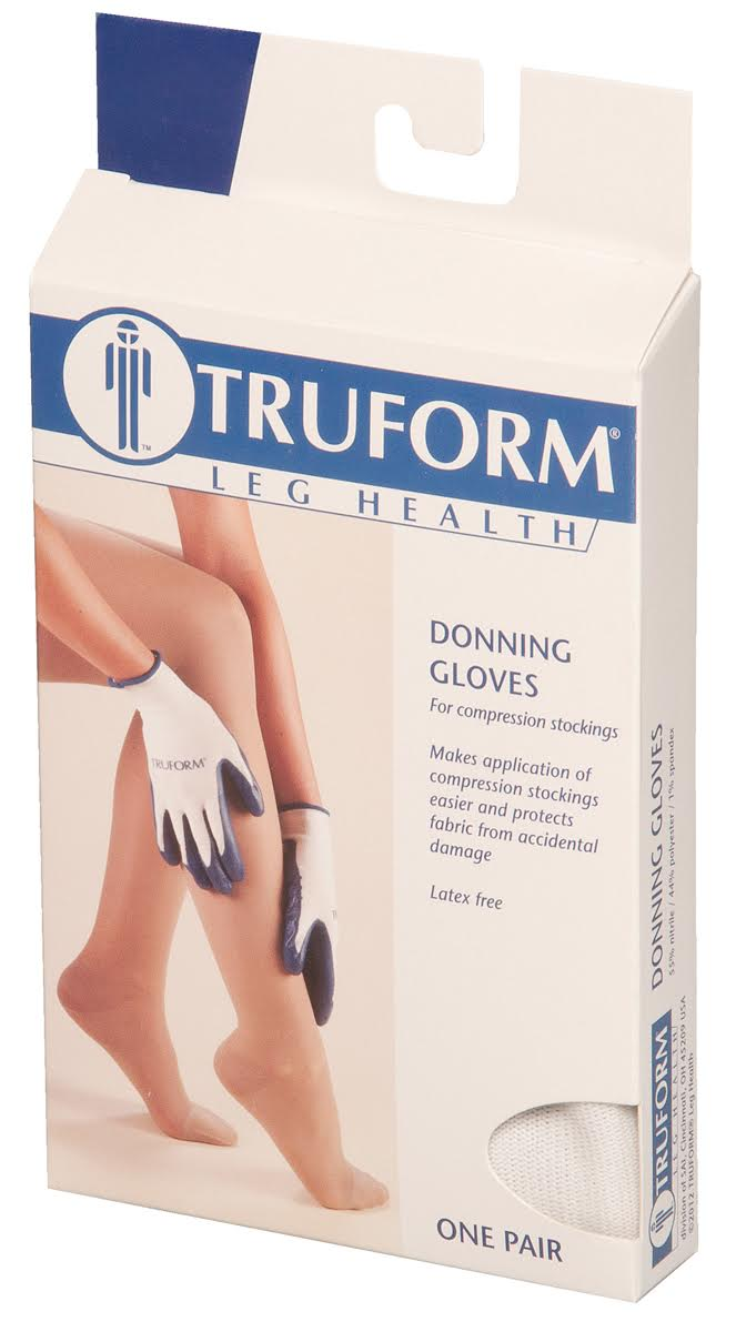 Truform, 757, Donning Gloves, Package