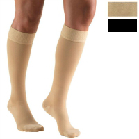 8875 / KNEE HIGH-SOFT TOP, CLOSED TOE / 15-20 MMHG