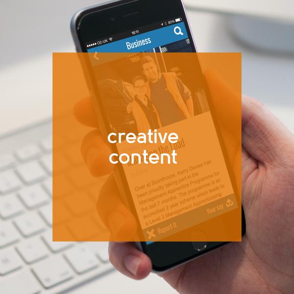 Creative Content Services Bedfordshire Monk House Creative Consultancy