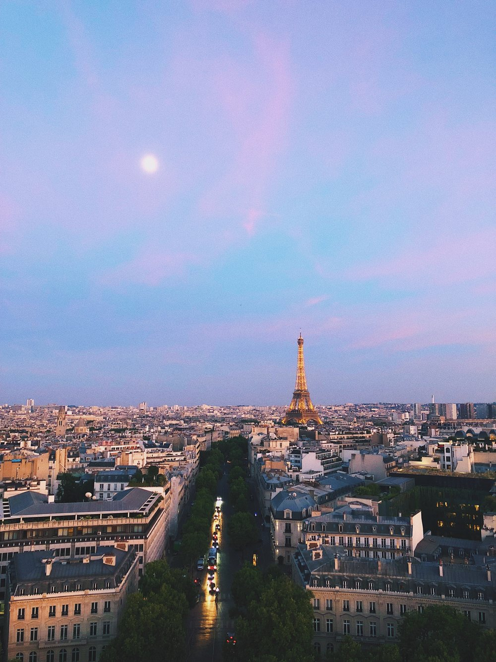 Paris, 2018. Shot on iPhone 8+