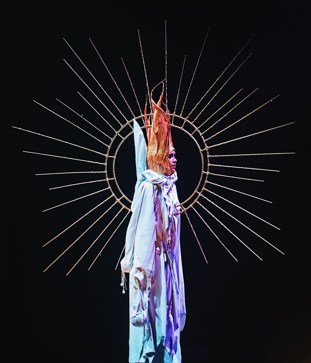 The World's Most Over-the-top Runway Happens to Be in New Zealand - Part Cirque du Soleil, part Broadway play, and part avant-garde couture show, New Zealand's annual World of WearableArt Show (WOW) is, in a word, mesmerizing.