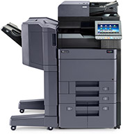 The Copystar 3252ci and 2552ci  ALL NEW  from Kyocera