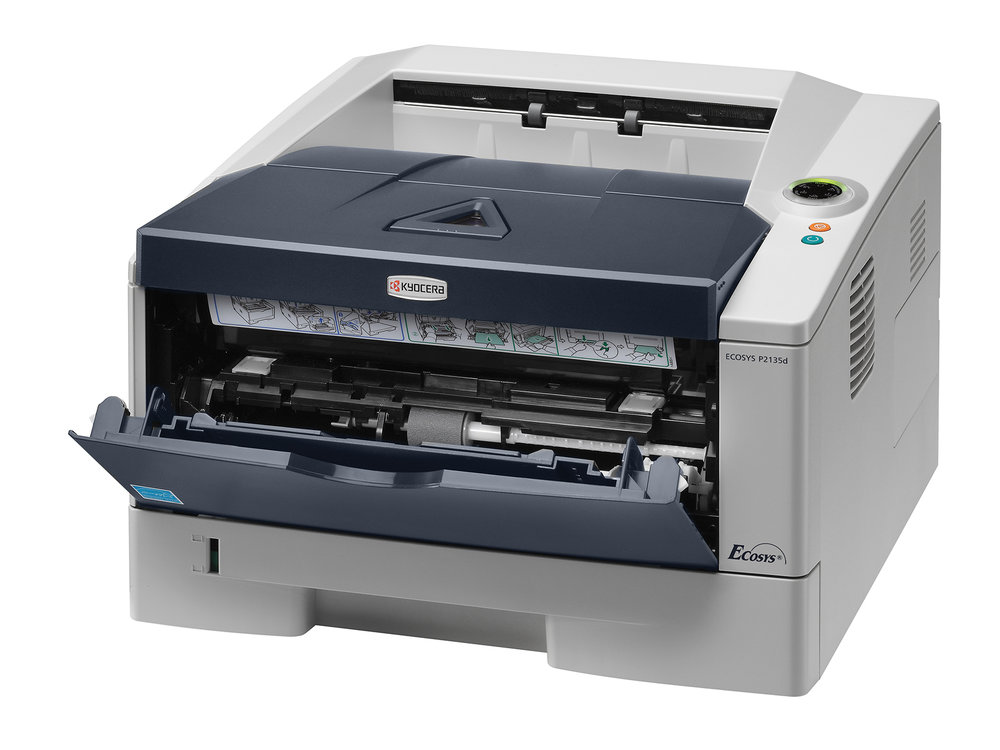 The Ecosys P2135d