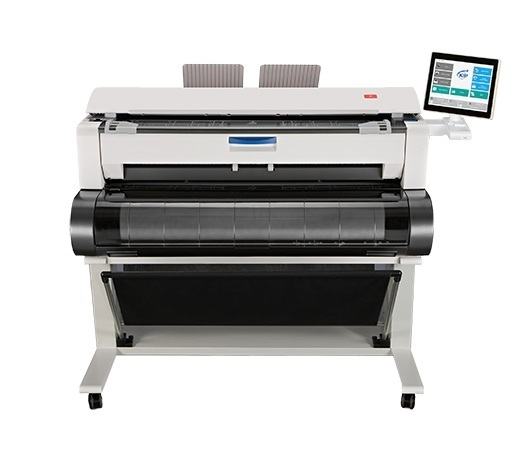 The KIP 770 with System K Software for enhanced printing and management