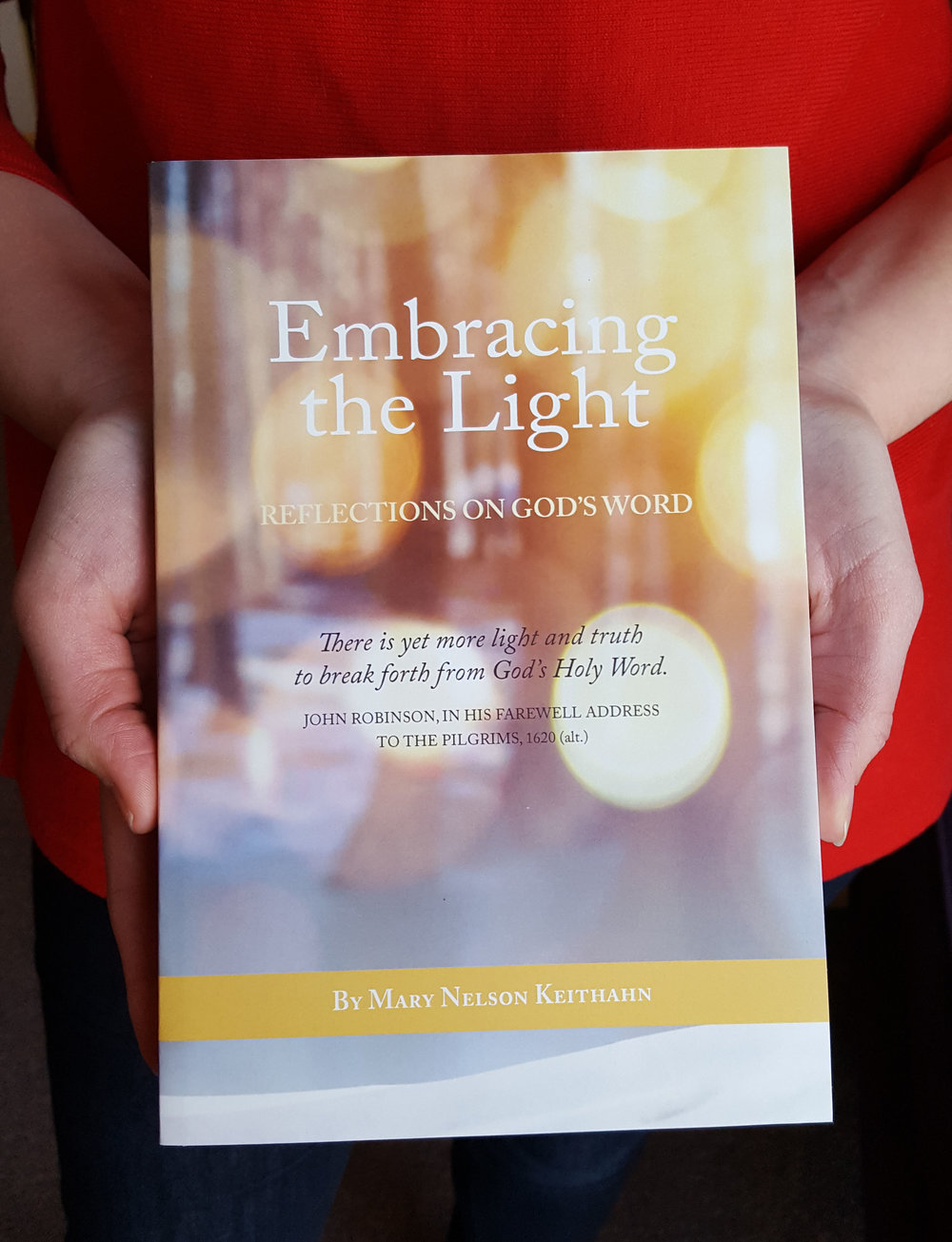 Embracing the Light: Reflections on God's Word