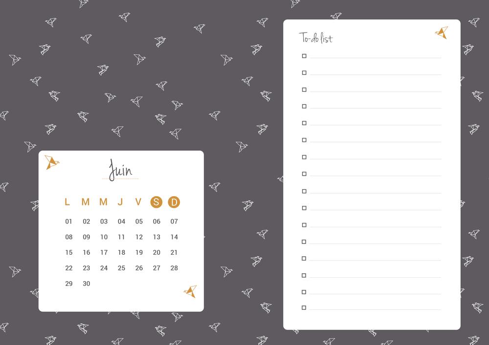 Planning Juin 2015 - HelloNobo.com