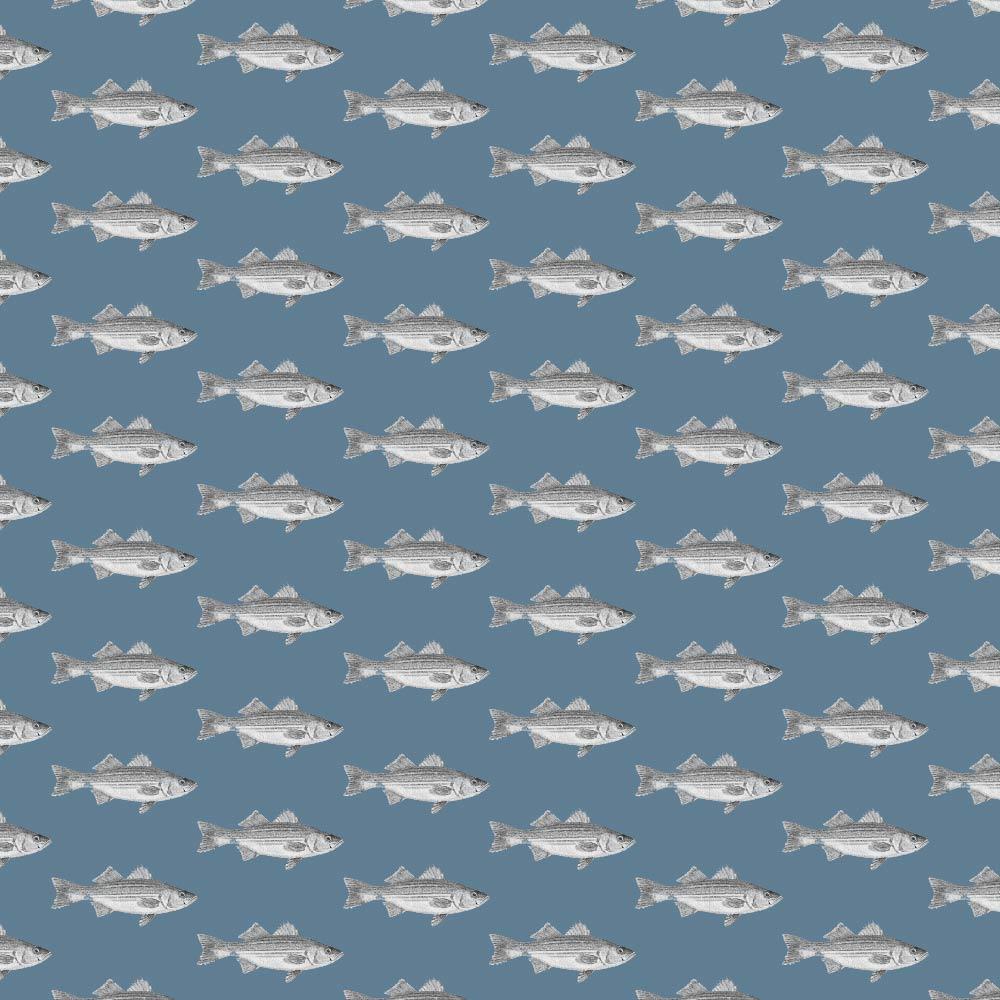 Motif poisson Identité visuelle Restaurant de poisson Au Sevre par Hello Nobo.jpg