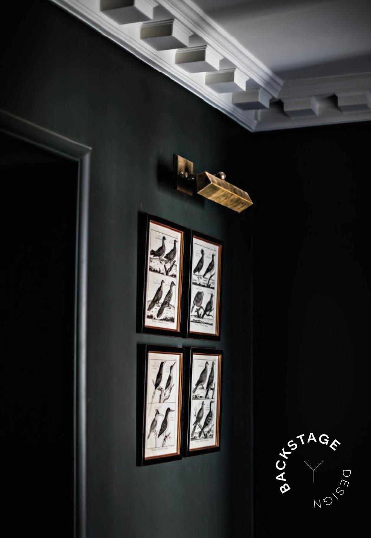 Identité visuelle Backstage Design Architecture Edition Scenographie par Hello Nobo