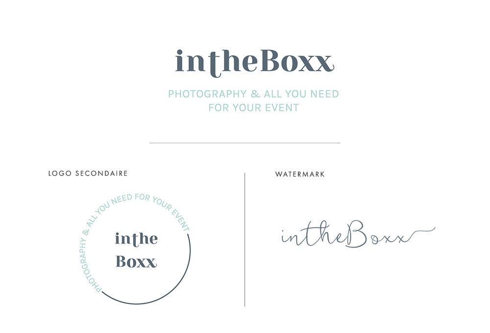Logos pour InTheBoxx