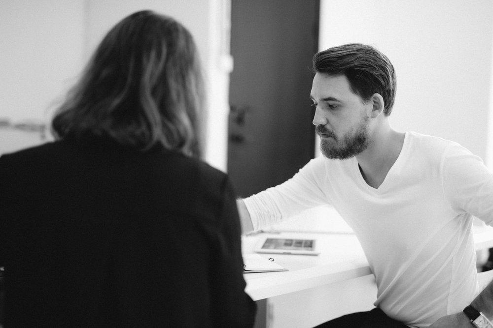 """"""" Il faut être conscient que créer une entreprise est très éprouvant et que l'équilibre entre vie pro et perso n'est pas toujours évident. """""""
