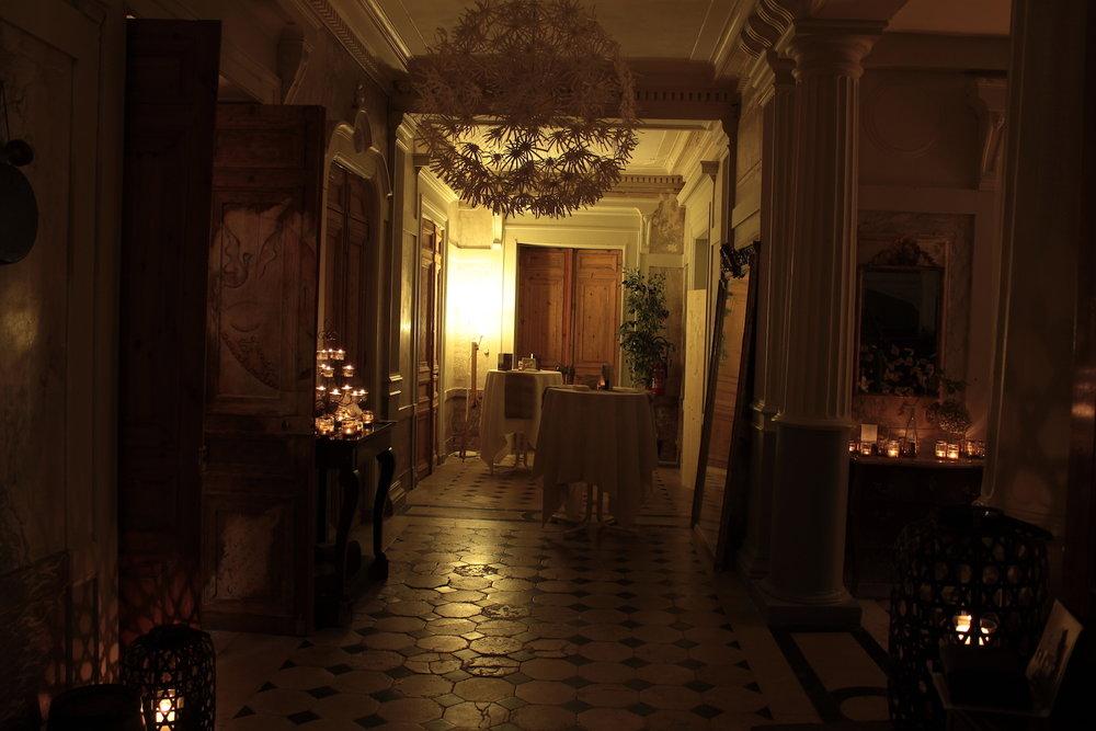 Nuit au Château de Conteville