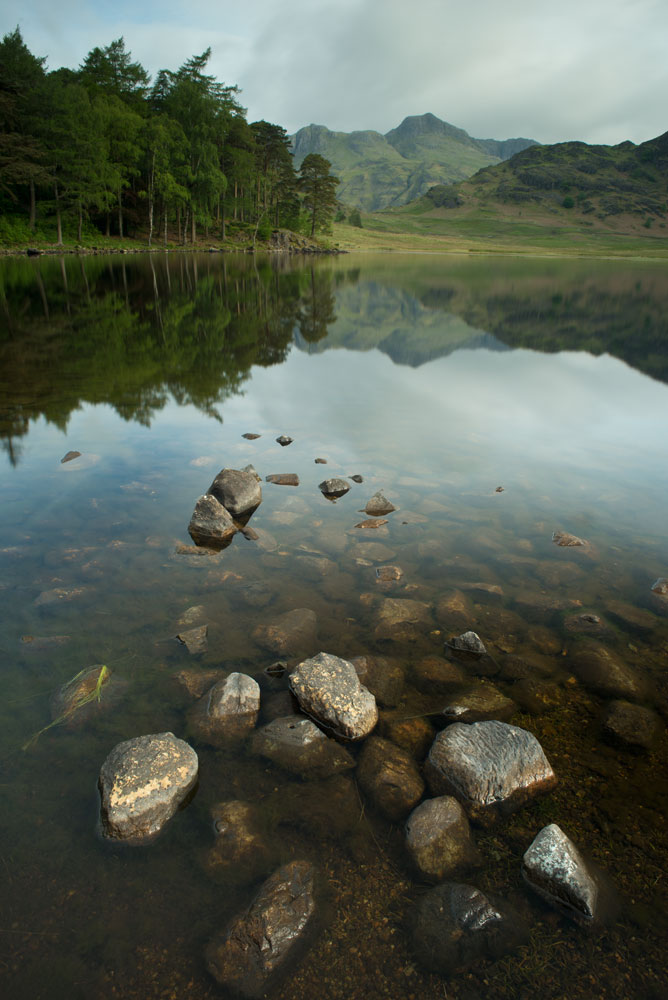 Lake district Blea Tarn