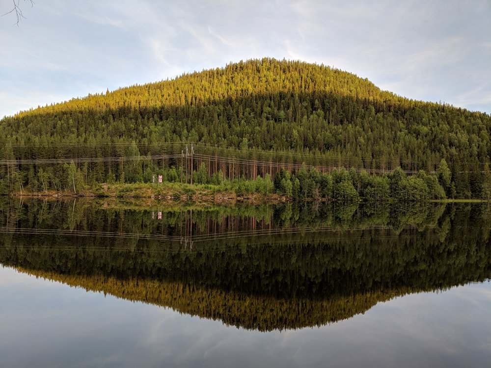 Reflections in Sweden