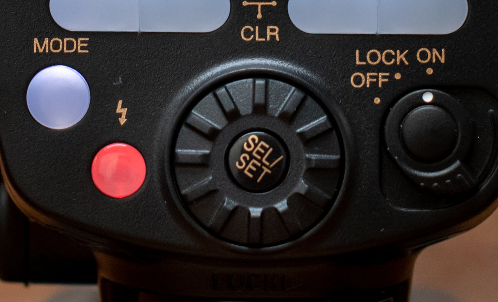 3. Spin the selector