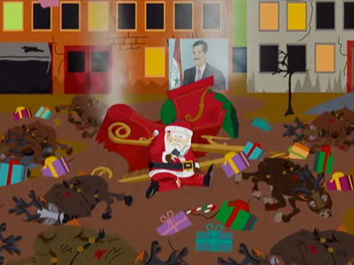 South Park episode illustrating my emotional state.