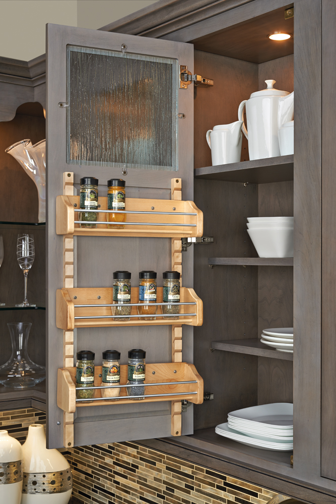 4ASR Adjustable Spice Rack
