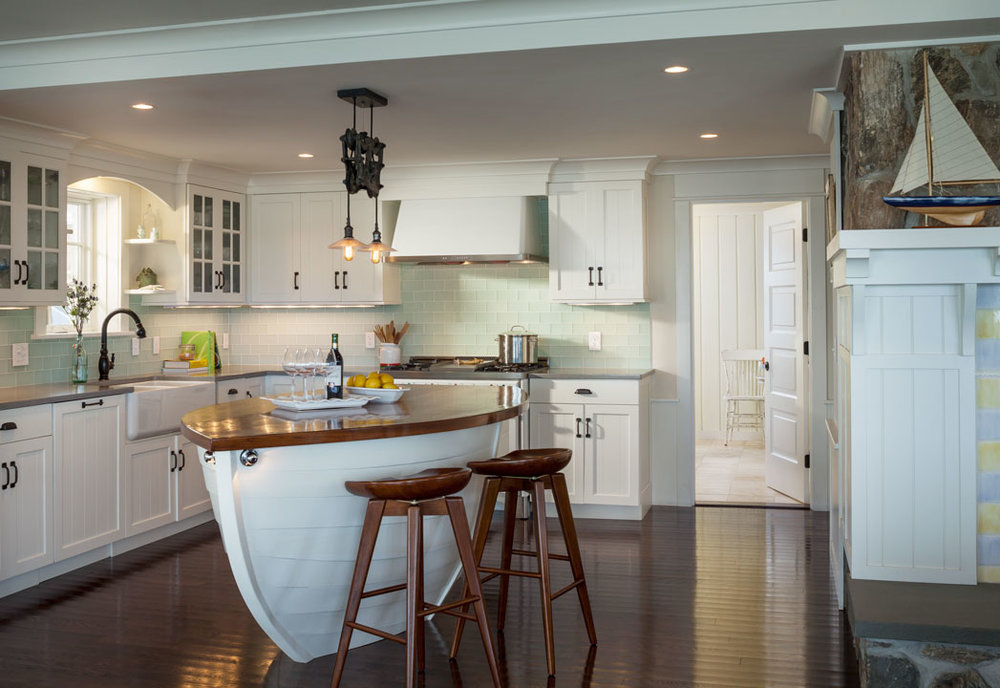 Bonnet Shores Renovation by DiMauro Architects