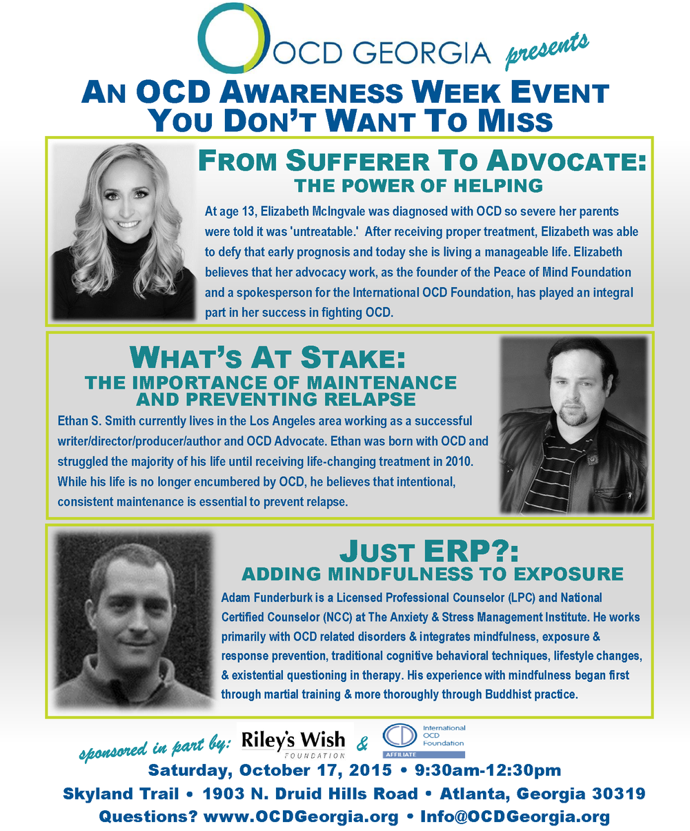 An OCD Awareness Week