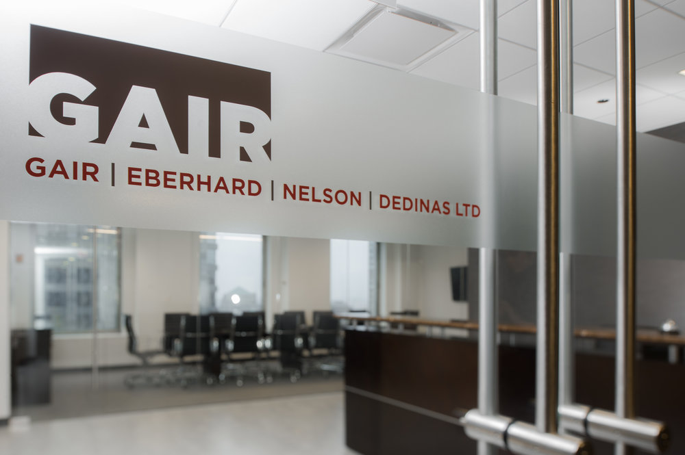 Firm Wins Judgment In Forged Non Compete Case Gair Eberhard Nelson