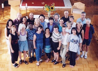 Oak Ridge Gathering Participants, 2003