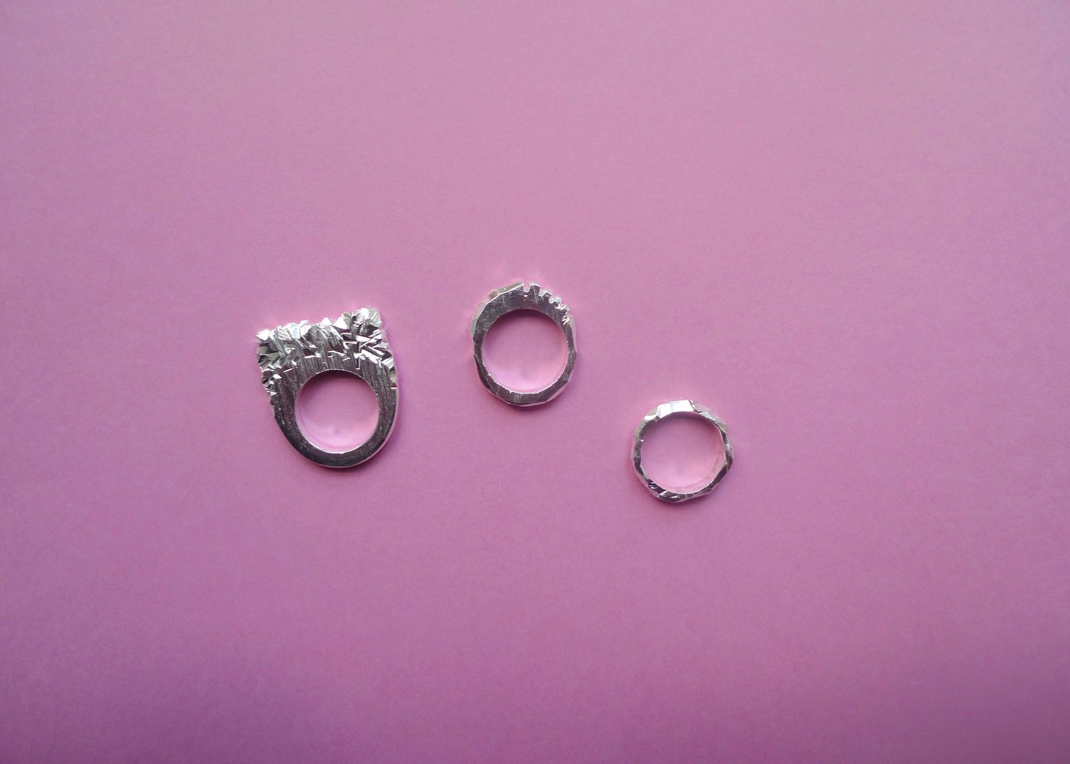 Carve a Silver Ring at Milgi, Cardiff — Maggie Cross