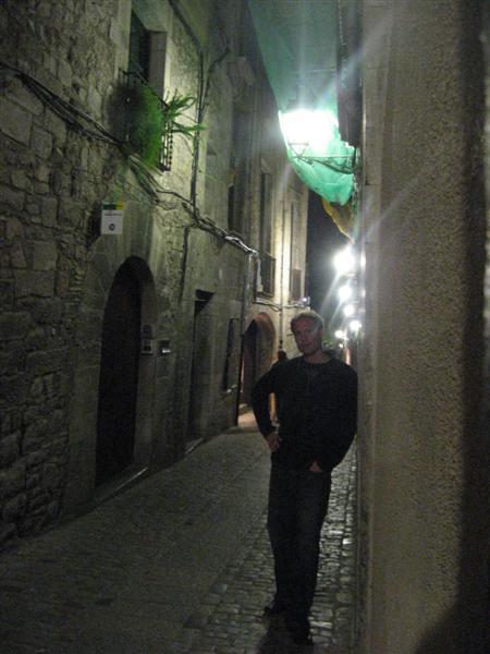 John in Girona