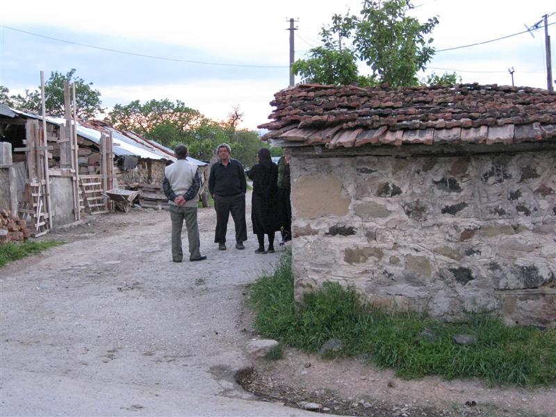 Bobostice village