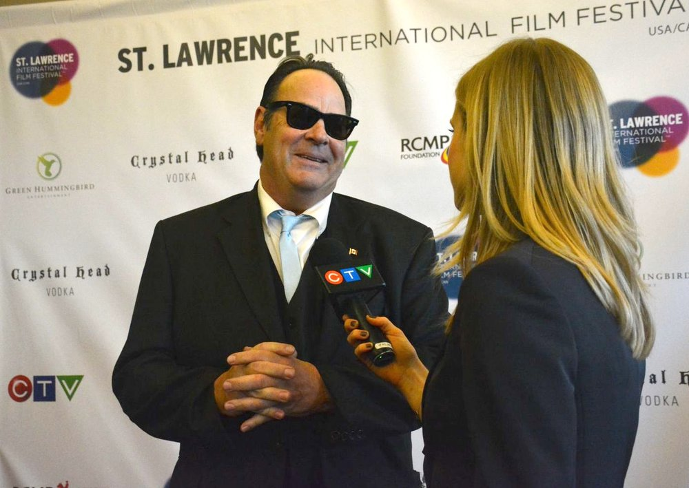 SLIFF HISTORY    (Dan Aykroyd, Mark Valley and More!)
