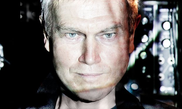 Of course one of my heroes - John Foxx, former lead singer of Ultravox and a formidable solo artist - comes out with an ambient playlist of his own the same day I post mine. Figures that it's got cool stuff I forgot (Popol Vuh, Aphex Twin. DUH!) and cool stuff I've never heard of before (Elgar, Eric Satie, Benge). Son of a.. Anyway great stuff here.