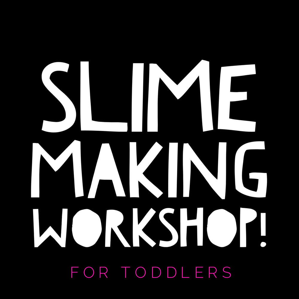 slime making workshop