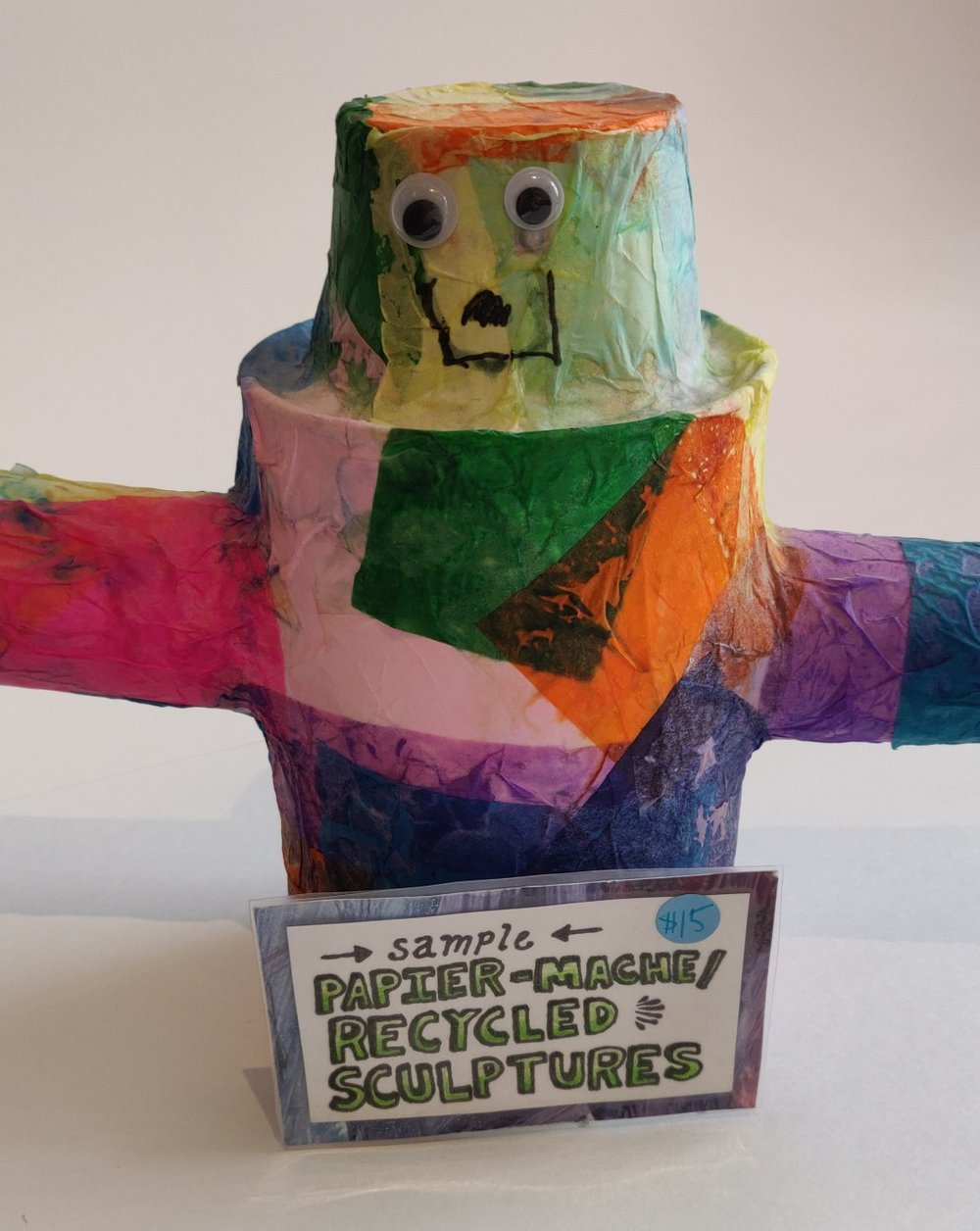 Papier Mache Sculptures