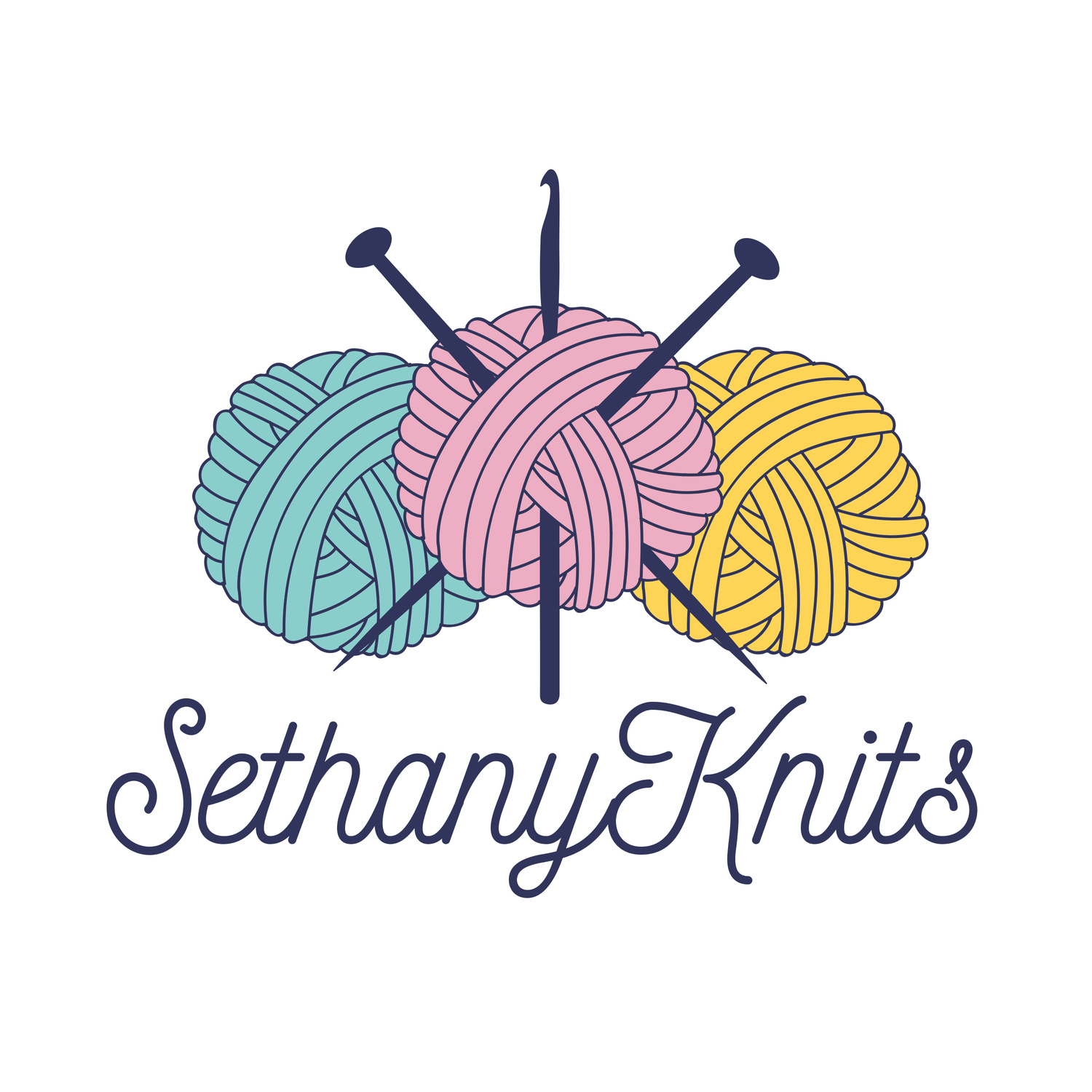 SethanyKnits, a family yarn shop