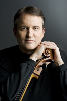 Dr. Carl Donakowski is an established cellist with an international career in the Americas, Europe, and Asia