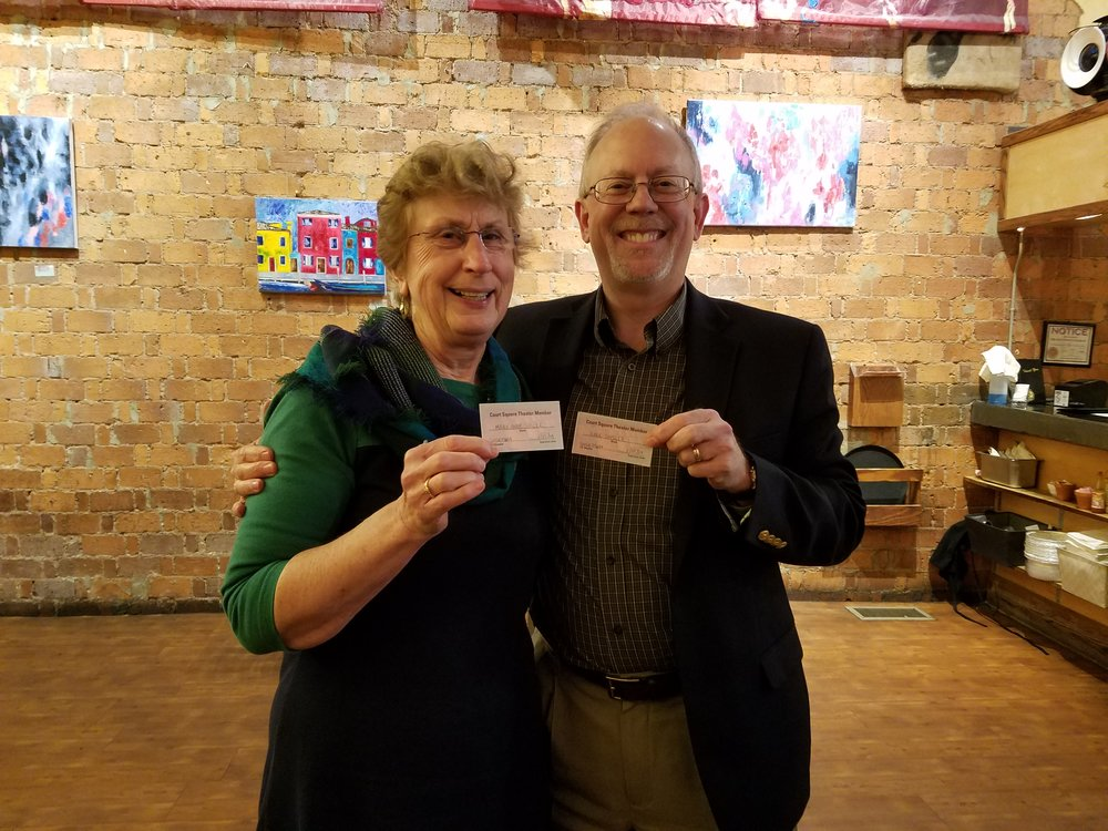 Members Mary Anne & Kirk Shisler, March 2018