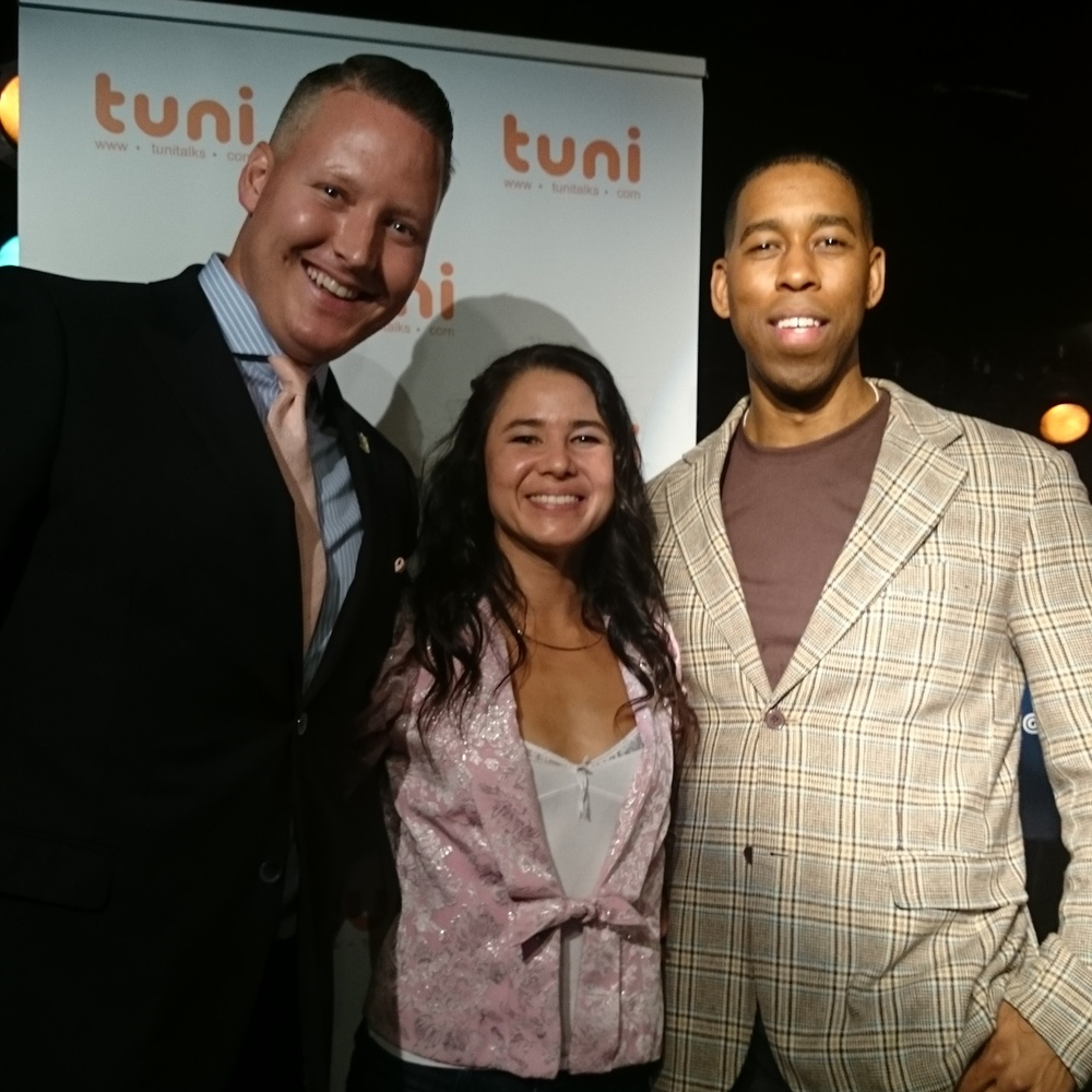 Tuni Talk with Derek Gross and Alexander Michael Gittens