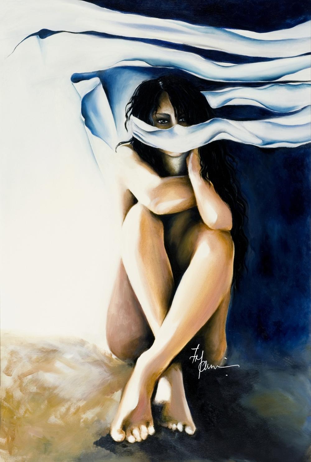 Naked veil