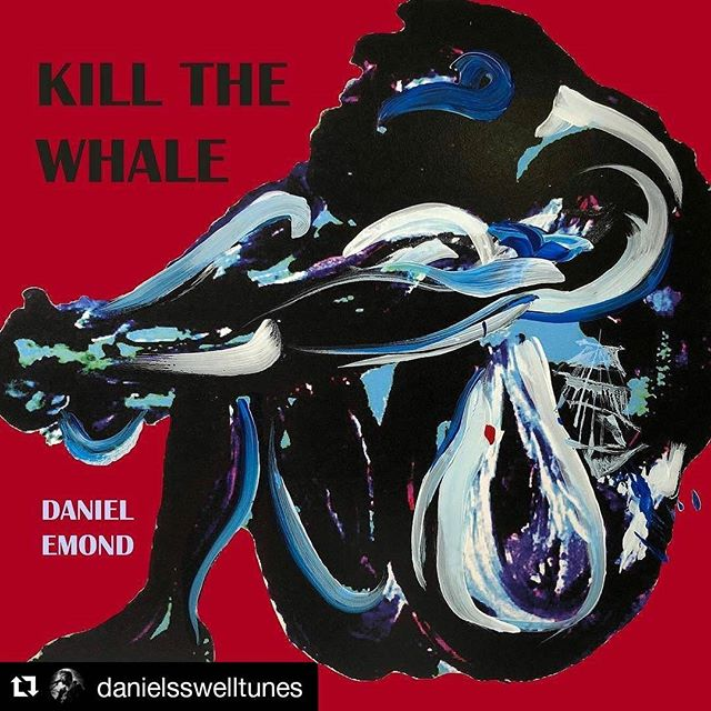 "Our buddy @danielsswelltunes has released an EP called ""Kill the Whale: A Musical Odyssey of Moby Dick"". The music is simply stunning and we're thrilled to be joining him for the first music video screening. You better believe we'll be bringing our SeaWife tunes to add to the nautical evening! . . Friday, Dec 8th! Starting at 8:30pm, tix are $10 online/$15 door. Hosted at @caveatnyc. Link ➡️ Bio 🐋🌊⛵ . . . #thelobbyists #danielemondmusic #folk #nycmusic #indiemusic #nycindie #indiefolk #nautical #whaling #caveat"