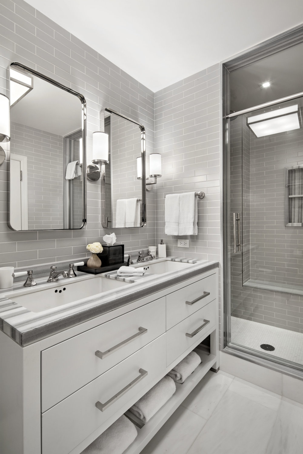 Sherry Netherland Guest Bathroom