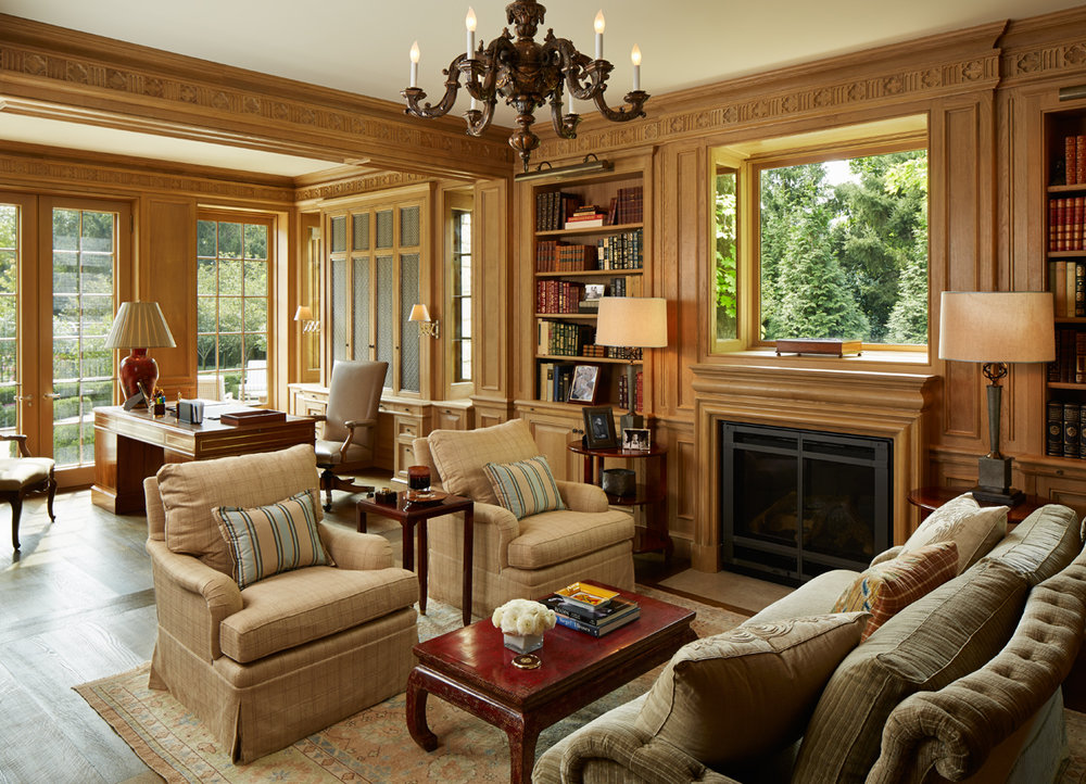 Winnetka Home Library