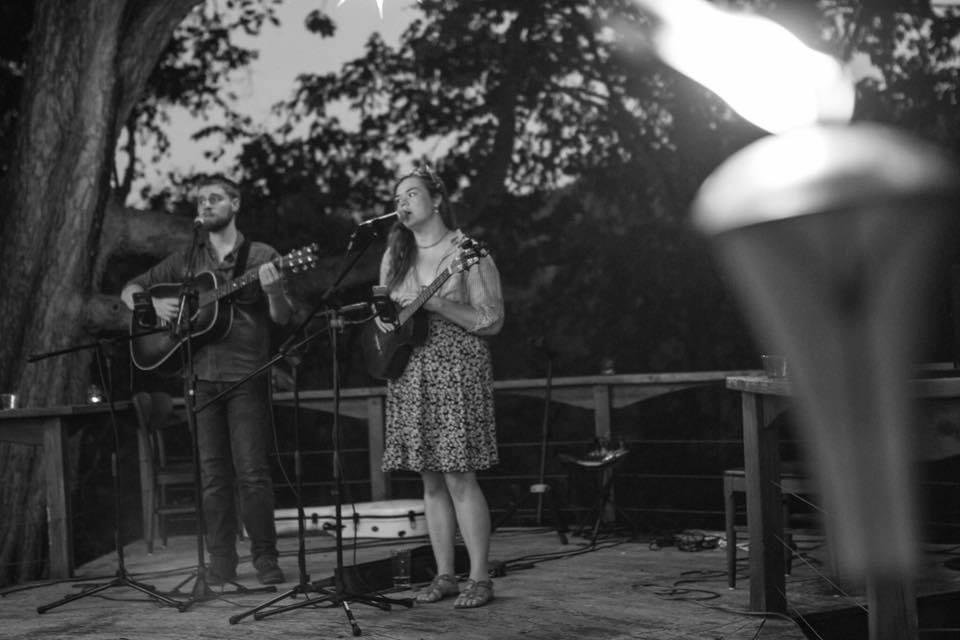 Live Music:  Kay + Posey