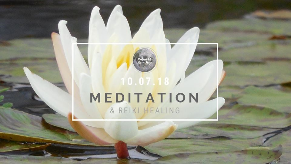 MEDITATION & REIKI - Join Midnight Moon Yogi Sunday morning for a guided meditation! During the meditation, Cortney will be providing reiki to further promote self healing and relaxation. You will also get a crystal to meditate with and take home. $25 per person, please RSVP as space is limited.P.S. you will also get to take home a reiki infused soap courtesy of MaBelleLune!WHEN:SUNDAY, OCTOBER 7, 11AMWHERE:AUTUMN MOON AESTHETICS46 W. Shadbolt, Suite BLake Orion, MI 48362RSVP ON THE FACEBOOK EVENT