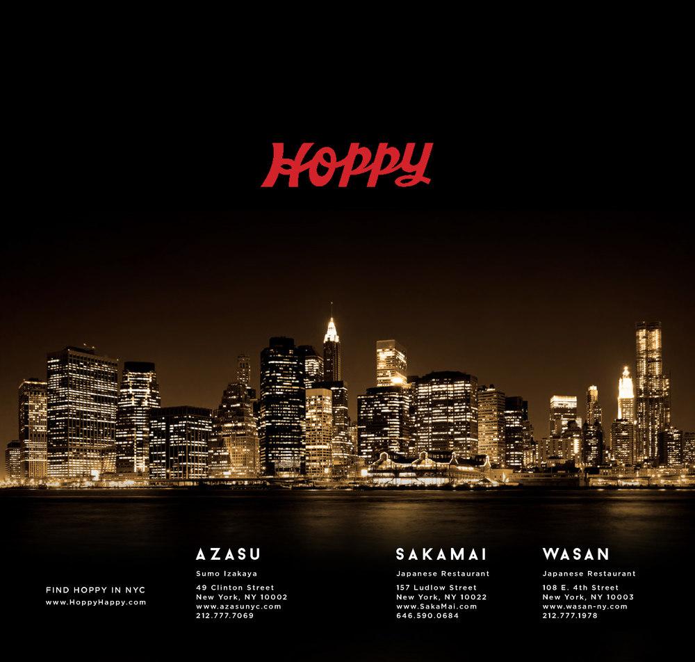 Hoppy Tabe-noma SakaMai Wasan