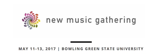Performance of  Medical Text p.57   with  Daniel Bayot  at New Music Gathering 2017 in Bowling Green Ohio.