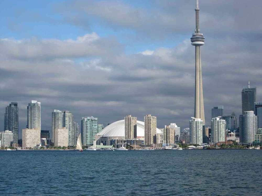 Aluette vor Toronto 2010