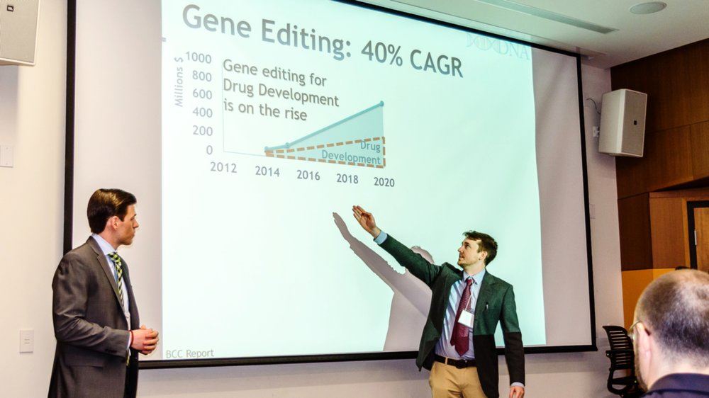 James Eles of Team Delivering New Answers explains how genome editing therapies are on the rise.