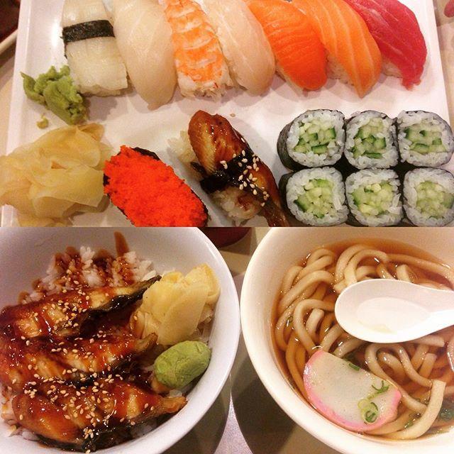 I love you sea ranch. Unagi makes me so happy! Yasssss. #20dolla #wellspent #sushi