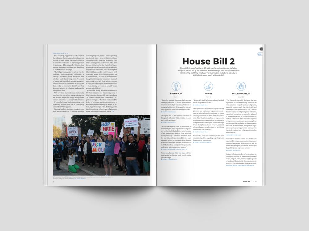 House Bill 2 (spread 2)