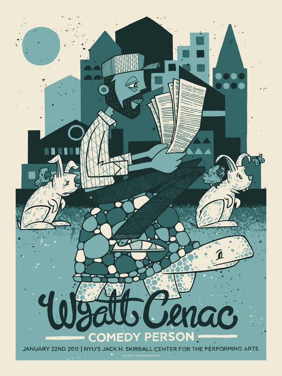 Poster by John Vogl
