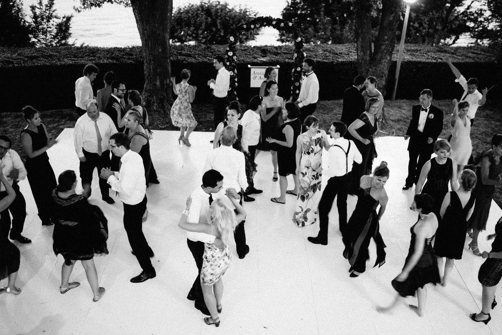 dance mariage