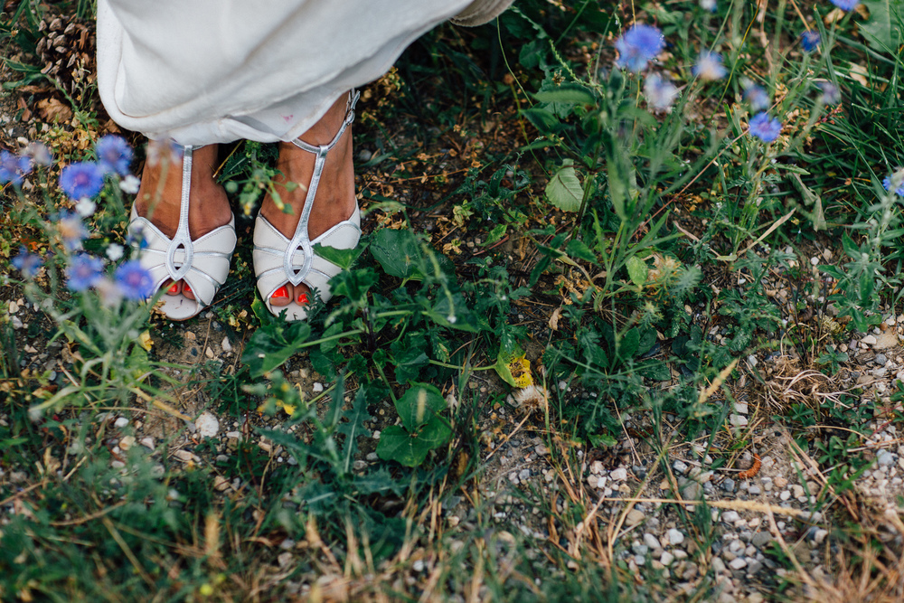 summer bridal shoes